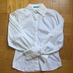 Alive and Olivia French Cuff shirt